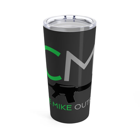 CM Logo Tumbler Mug 20oz - Charlie Mike Outfitters