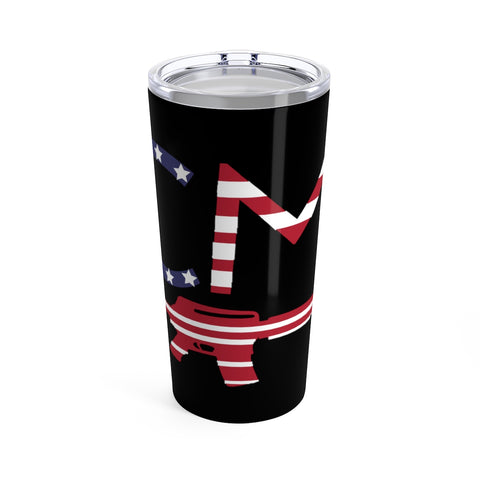CM Patriot Tumbler Mug 20oz - Charlie Mike Outfitters
