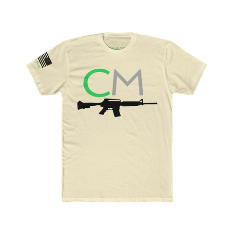 CM Feeling Dangerous Men's S/S Tee - Charlie Mike Outfitters