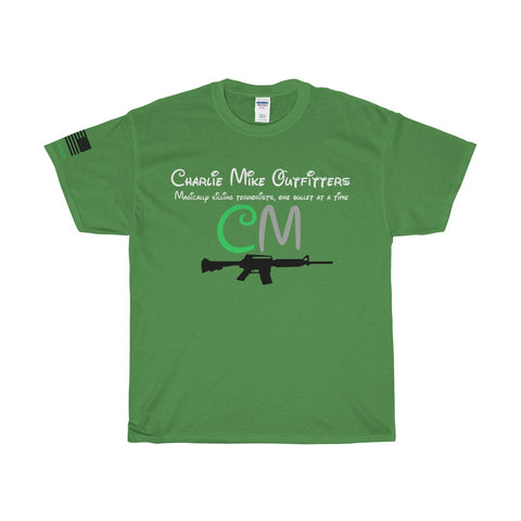 CM Terrorist Killer S/S Tee - Charlie Mike Outfitters