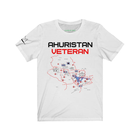 Ahuristan Veteran CGSC S/S Tee - Charlie Mike Outfitters