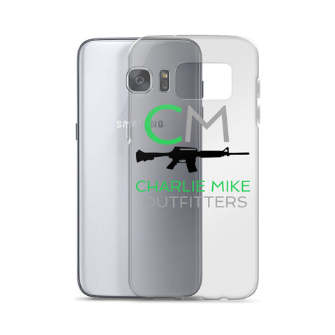 CM Logo Samsung Case - Charlie Mike Outfitters