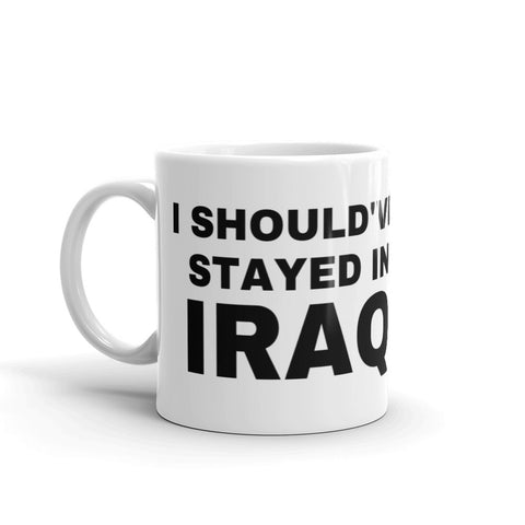 CM Iraq Coffee Mug - Charlie Mike Outfitters