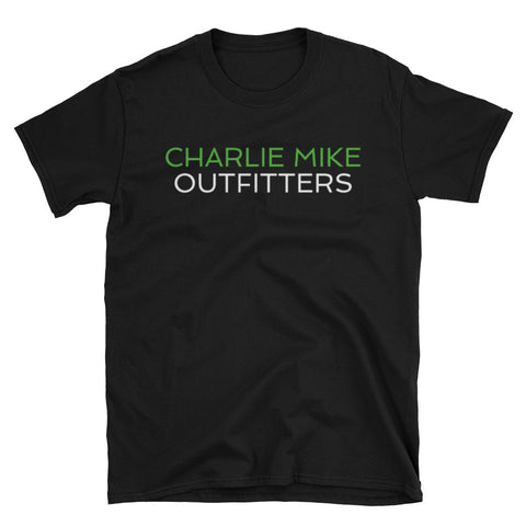 CM Classic Men's S/S Tee - Charlie Mike Outfitters