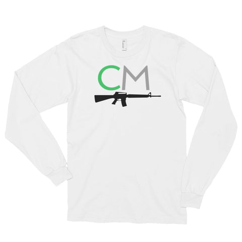CM Get Some Men's L/S Tee - Charlie Mike Outfitters