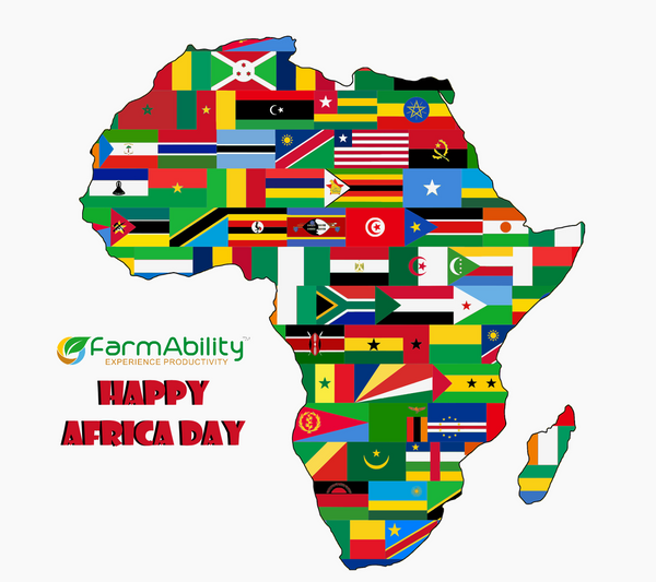 Happy 57th Africa Day from FarmAbility