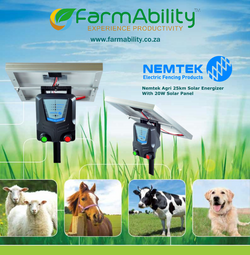 In the Spotlight - Nemtek Agri 25km Solar Energizer