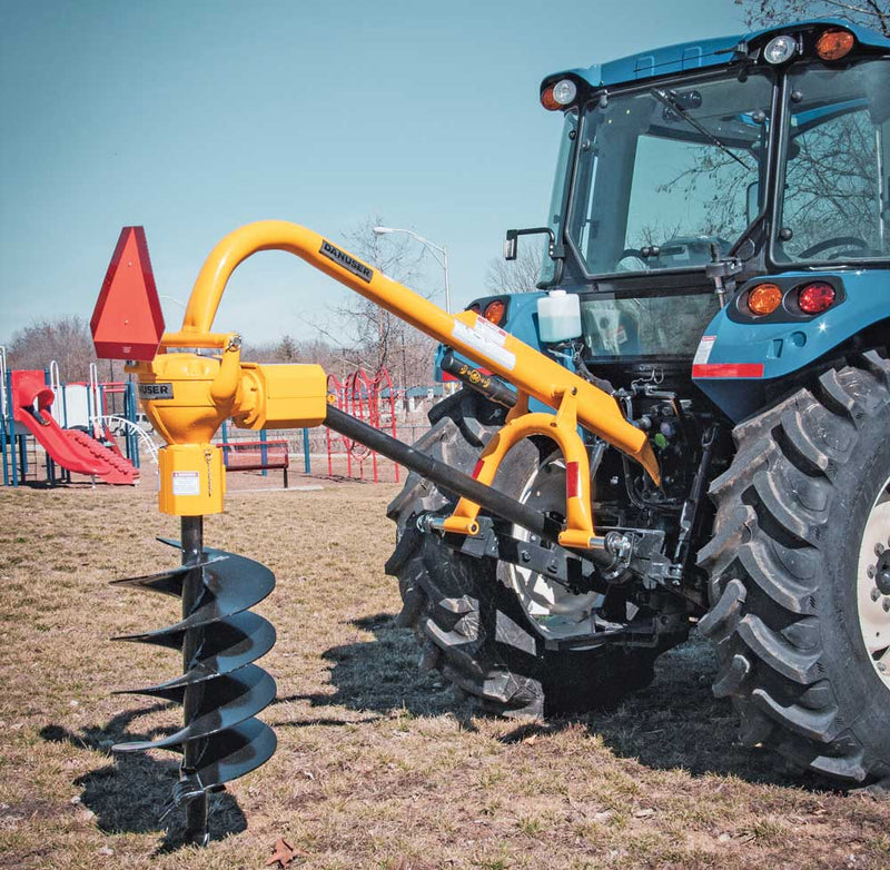 What is the definition of Tractor PTO? (Power Take Off)