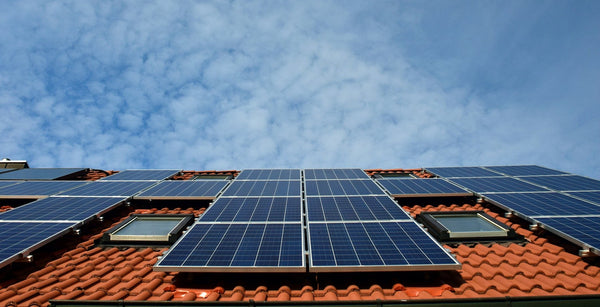This is how solar panels work to produce electricity for your home.