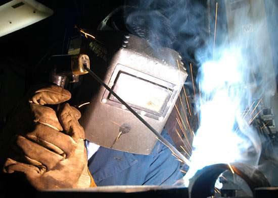 WHAT IS ARC WELDING?