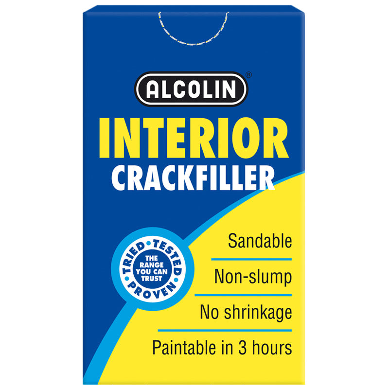 Alcolin Crackfiller - Interior 500g - FarmAbility