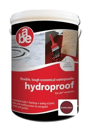 A.b.e Waterproofing Solution Burgundy. For sale at Farmability