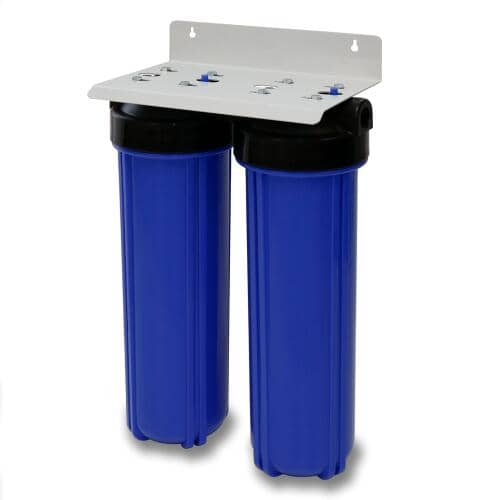 Big Blue Basic 2 Stage Water Filtration System - CBB-2N. For sale at Farmability