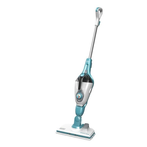 Black & Decker 1300W 15-in-1 Steam-mop with SteaMitt. For sale at Farmability.