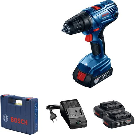 Bosch 18V Drill Driver with 13mm Chuck Capacity Farmability