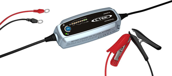 CTEK LiFePO4 Battery Charger. For sale at FarmAbility South Africa