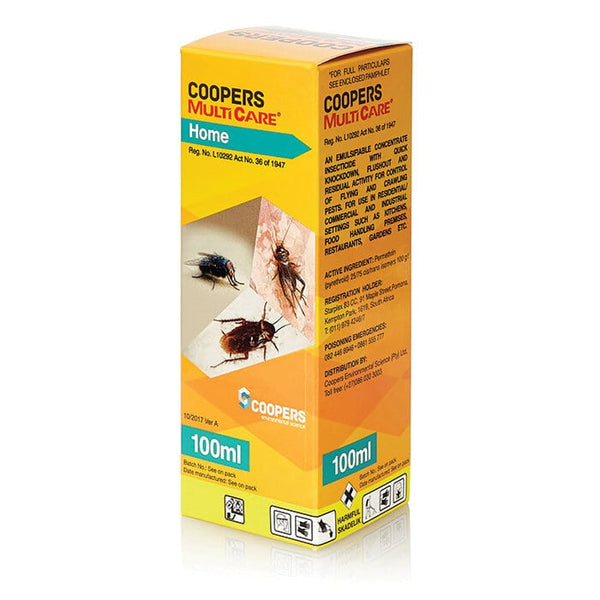 Coopers Multicare - Home 100ml - FarmAbility
