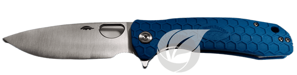 Ultra-Tec Honey Badger Flipper Knife – Large Blue - FarmAbility