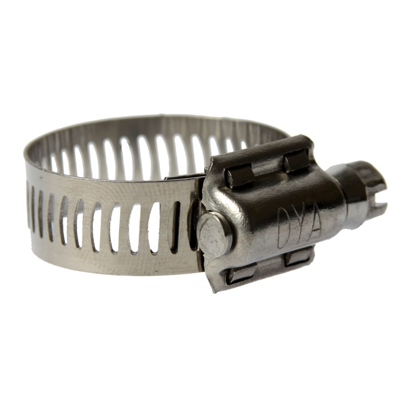 OYA worm drive composite hose clamp. For sale at FarmAbility South Africa
