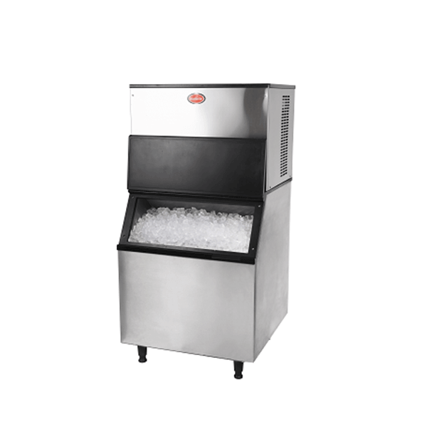 SnoMaster 150kg Plumbed-In Commercial Ice Maker – Square Block Ice (SM-150). For sale at FarmAbility South Africa