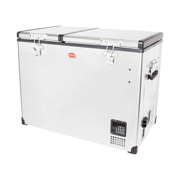 Snomaster 85L Refrigerator with two Compartments. For sale at FarmAbility South Africa