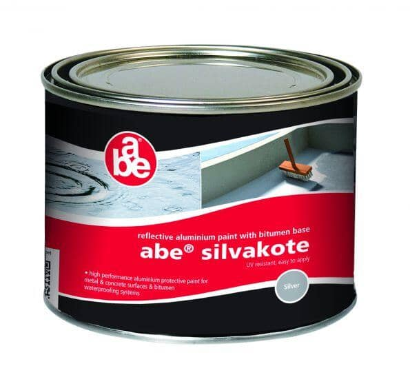 A.b.e Aluminium Reflective Paint 1 litre. For sale at Farmability