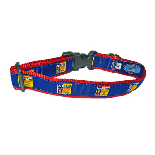 Old Bay Dog Collar