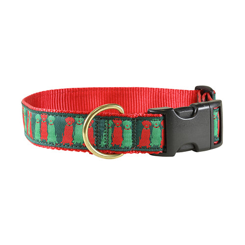 "Three Wise Labs 1.25"" Dog Collar"