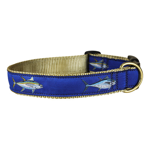 "Tuna 1.25"" Dog Collar"