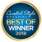 Coastal Style Magazine Best Of Winner 2018