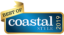 Coastal Style Magazine Best Of Winner 2019