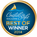 Coastal Style Magazine Best Of Winner 2014