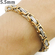 Stallion Stainless Steel Bracelet - High Quality Wristband Bracelets for Mens - Ritzy Jewelry