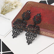 Unmounted Wild Bohemian Dangling Drop Earrings for Women - Ritzy Jewelry