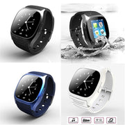 Magnificent Sport Bluetooth Smart Watch Luxury Wristwatch M26 with Dial SMS Remind Pedometer for Samsung LG HTC IOS Android Phone by Ritzy - Ritzy Jewelry