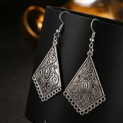 Refined Bohemia Long Tibetan Punk Drop Earrings For Women by Ritzy - Ritzy Jewelry