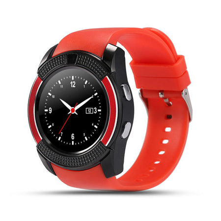 Artful SmartWatch - Bluetooth Touch Screen with Camera/SIM Card Slot, Waterproof Smart WristWatch - Ritzy Jewelry