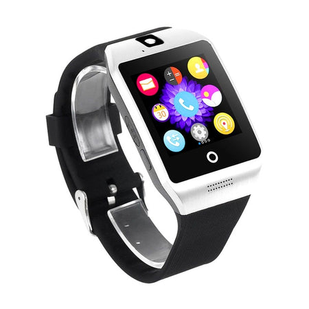 Top Smartwatch Support Sim TF Card Phone Call Push Message Camera Bluetooth Connectivity For IOS Android Phone by Ritzy - Ritzy Jewelry