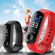 Popular Smart Watch - Blood Pressure Heart Rate Monitor Fitness Tracker Smart Pedometer Watch - Ritzy Jewelry
