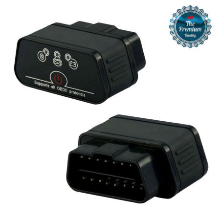 KW903 WIFI+ BLUETOOTH OBD2 -VIKAKOODINLUKIJA MINI - Verkkoexpress