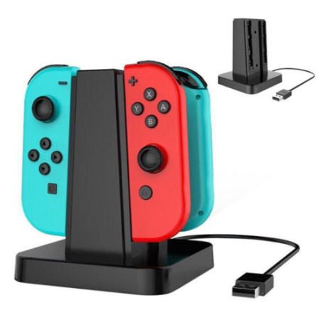 NINTENDO SWITCH LATAUSTELAKKA