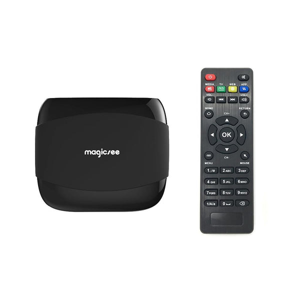 MAGICSEE N4 ANDROID 7.1 TV-MEDIATOISTIN