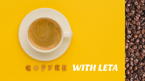 Coffee with Leta: Losing Weight and Feeling Great with Ashley Crimmins