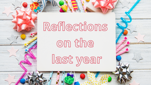 Motivational Monday: Reflections on the last year