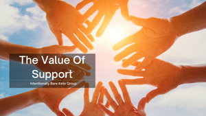 the value of support