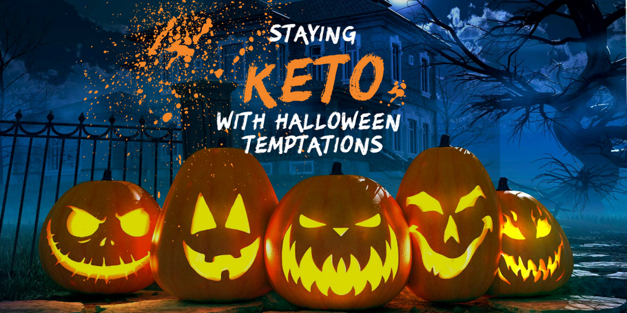 Staying Keto with Halloween Temptations