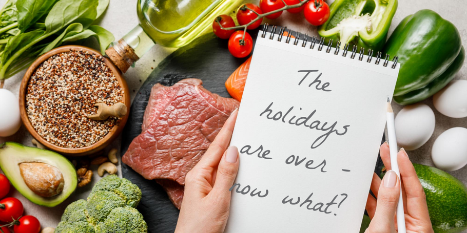 The Holidays Are Over; Now What?