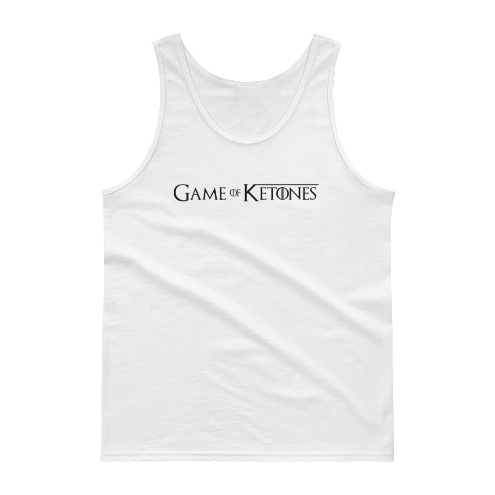 Unisex Tank top - Game of Ketones