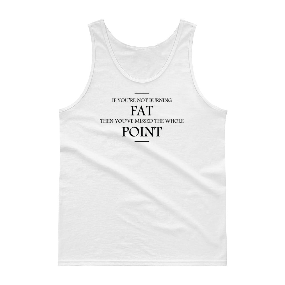 Unisex Tank top - Fat Point
