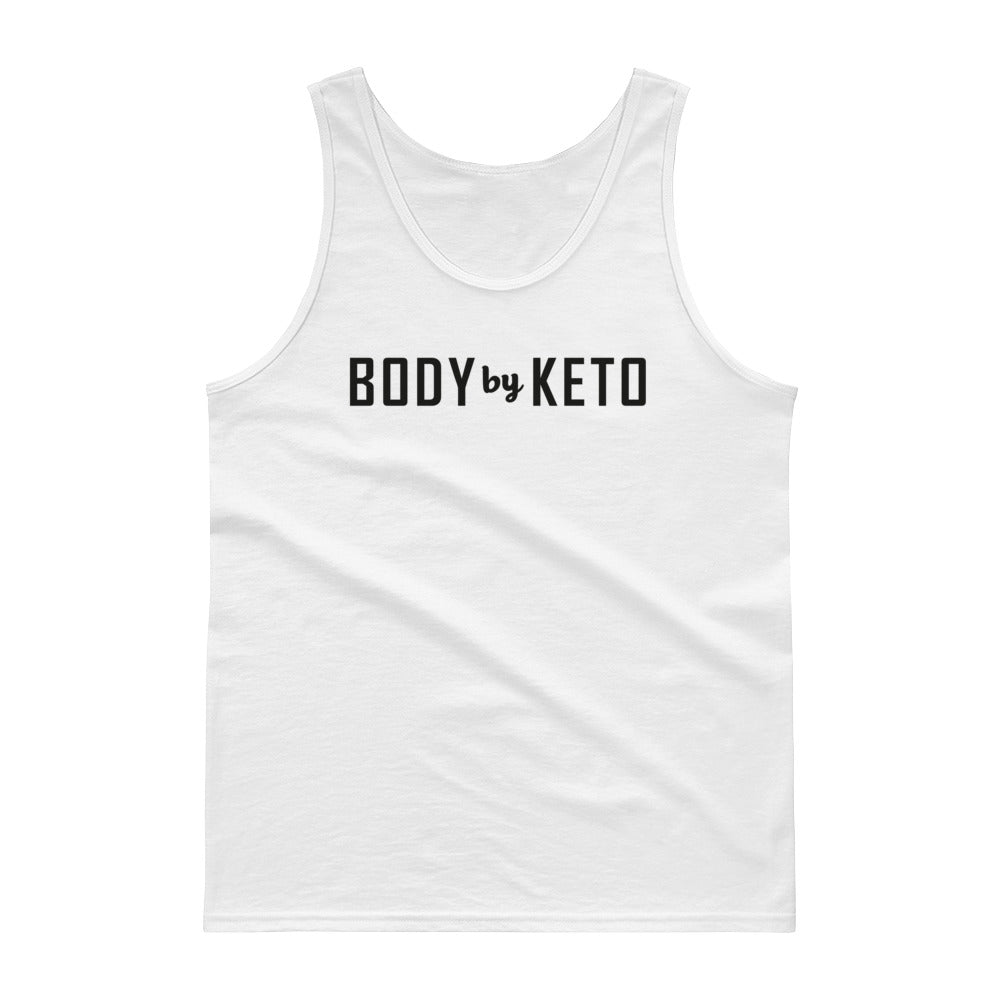 Unisex Tank top - Body by Keto